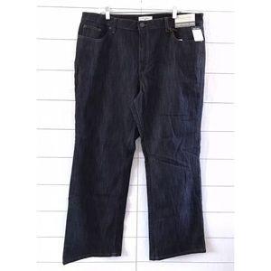 Merona Blue Denim Tummy Control Bootcut Jeans